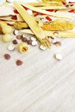 Herbes de médecine chinoise Photo stock