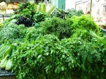 Herbes et racines alimentaires de racines image stock