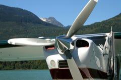 Herbewegungs-Flugzeug Lizenzfreies Stockbild