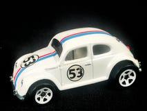 Herbie το παιχνίδι ζωύφιου αγάπης Στοκ φωτογραφία με δικαίωμα ελεύθερης χρήσης