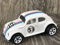 Herbie το παιχνίδι ζωύφιου αγάπης Στοκ Εικόνα