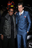 Herbie Hancock, Mark Ronson Royalty Free Stock Image