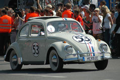Herbie Royalty Free Stock Photography