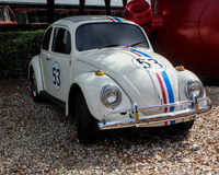 Herbie l'insecte d'amour Photographie stock