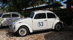 Herbie the Love Bug Royalty Free Stock Image