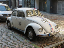 Herbie Love Bug 53 Stock Photo