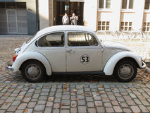 Herbie Love Bug 53 Royalty Free Stock Photography