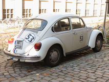 Herbie Love Bug 53 Royalty Free Stock Photo