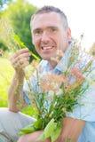 herboriste photo stock