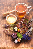 Herbs And Herbal Tea Stock Photos