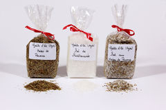 Herbs de Provence Stock Photos