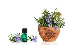 Herbs For Health Stock Photography