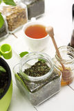 Herbs in the kitchen Royalty Free Stock Photography