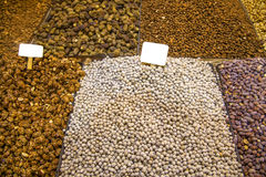 Herbs at market in Marrakesh, Morocco Royalty Free Stock Photo