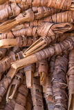 Herbs at market in Marrakesh, Morocco Stock Photos