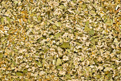 Herbs mixture Stock Photography