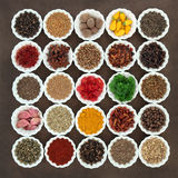 Herbs n Spice is Nice Stock Photos