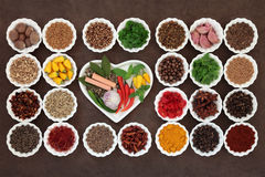Herbs n Spices is Nice Stock Image