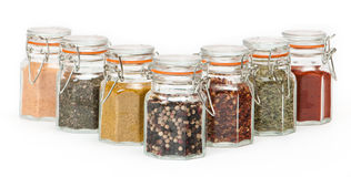 Herbs & Spices Stock Photo