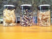 Herbs tea Stock Images