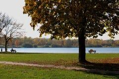 Herbst in Österreich Lizenzfreies Stockbild