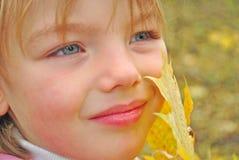Herbst. Lizenzfreies Stockbild