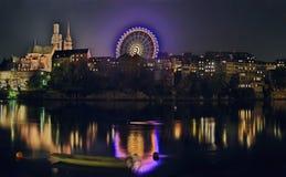 Herbst angemessen, Basel Lizenzfreie Stockfotografie
