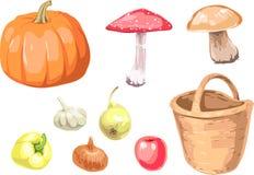 Herbst-Ansammlung Stockbilder