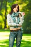 Herbst-Art und Weise Lizenzfreies Stockfoto