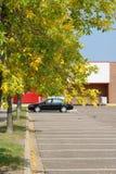 Herbst auf dem Lot Lizenzfreies Stockbild