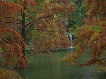 Herbst auf der lake Lizenzfreie Stockfotografie