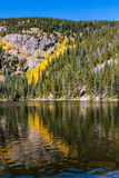 Herbst am Bear See Stockfotos