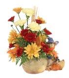 Herbst-Blumen Lizenzfreie Stockbilder