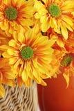 Herbst-Blumenstrauß Stockfoto
