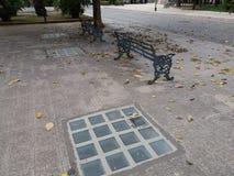 Herbst in Corato Lizenzfreies Stockbild