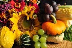 Herbst-Dekor stockfotos