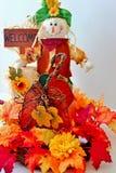 Herbst-Dekoration Lizenzfreie Stockbilder