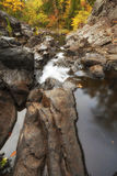 Herbst an den Nordwestfällen Lizenzfreies Stockfoto