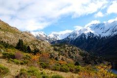 Herbst in den Pyrenees Lizenzfreie Stockfotografie