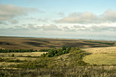 Herbst in der Landwirtschaft Stockbilder
