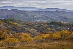 Herbst, die Schönheit von es Stockbild