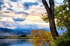 Herbst ein wunderbare Jahreszeit Lizenzfreies Stockbild