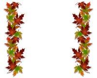 Herbst-Fall lässt Rand