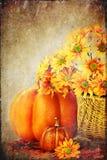 Herbst-Hintergrund Lizenzfreies Stockfoto