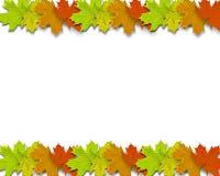 Herbst-Hintergrund Lizenzfreies Stockbild
