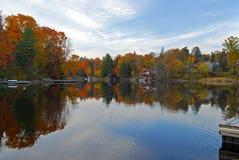 Herbst in Huntsville Lizenzfreie Stockfotos