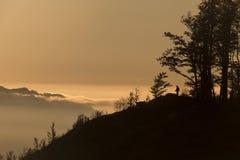Herbst im countrside in Rumänien Lizenzfreies Stockbild