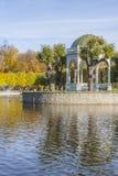Herbst im Park Kadriorg Stockbilder
