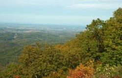 Herbst im Smokies Lizenzfreies Stockfoto