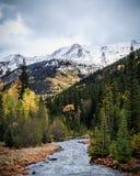 Herbst in Ironton Stockfotografie
